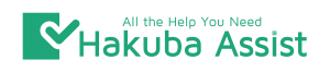 Hakuba Assist Logo